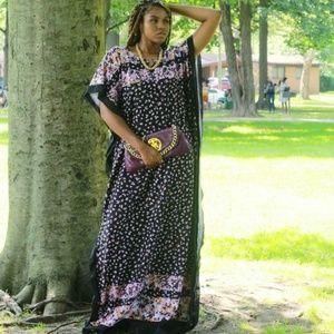 BEAUTIFUL MAXI CAFTAN DRESS